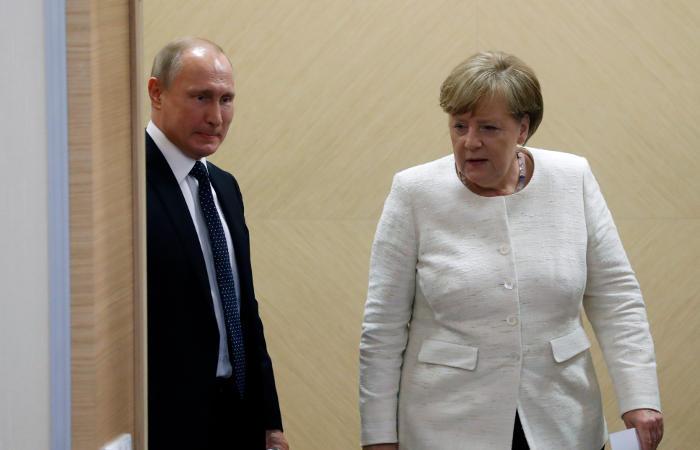 Эксперты рассказали об ожиданиях от встречи Путина и Меркель