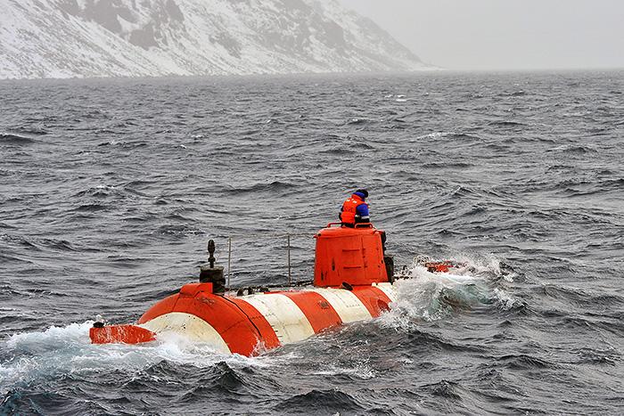 В Совфеде не смогли подтвердить падение ракеты с ядерным двигателем в Баренцево море