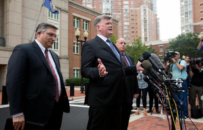 Присяжные на суде над Манафортом вынесли обвинительный вердикт