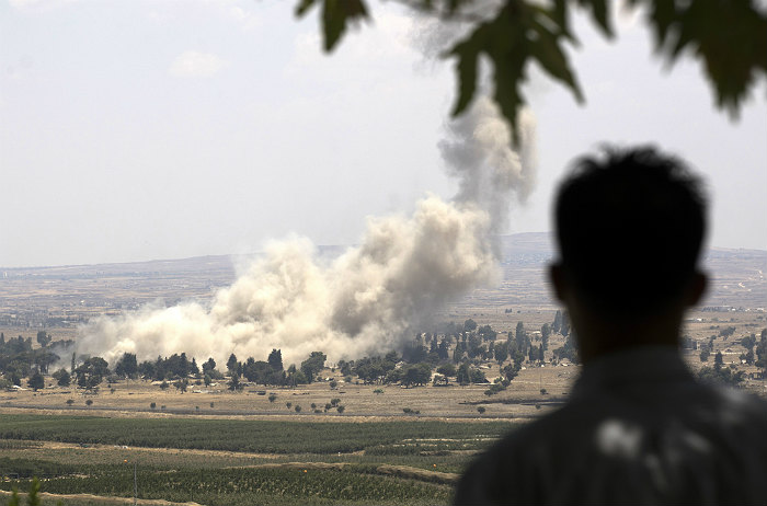 В Минобороны РФ предупредили о готовящемся новом ударе США по Сирии