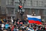 Навального отправили под арест на 30 суток