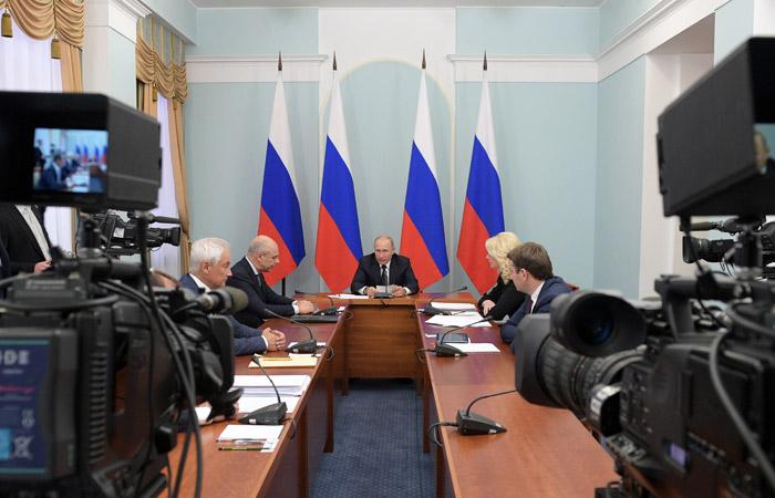 Путин расскажет в телеобращении о своем отношении к пенсионной реформе