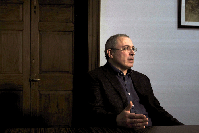 """Ходорковский сообщил о прекращении поддержки """"Центра управления расследованиями"""""""