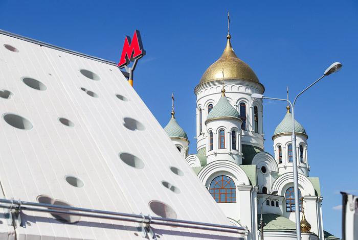 В Москве открылись сразу семь новых станций желтой ветки метро