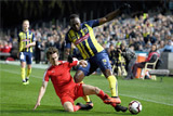 Усэйн Болт дебютировал за австралийский футбольный клуб