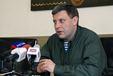 Александр Захарченко погиб в результате взрыва в Донецке