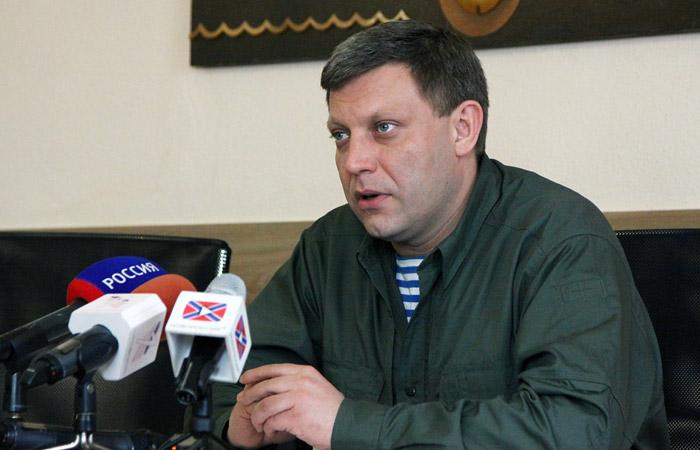 Глава ДНР Захарченко погиб в результате взрыва