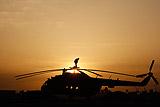 В результате крушения молдавского вертолета в Афганистане погибли 12 человек