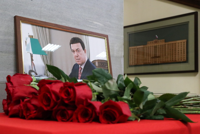В Москве пройдет церемония прощания с Иосифом Кобзоном
