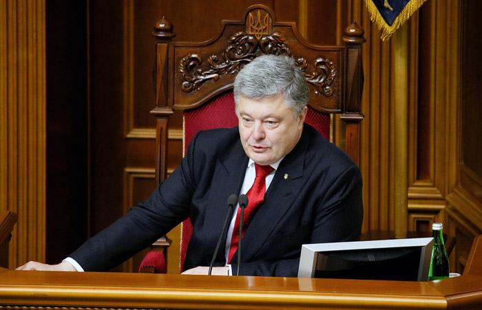 Порошенко направит в Москву извещение о прекращении действия Договора о дружбе