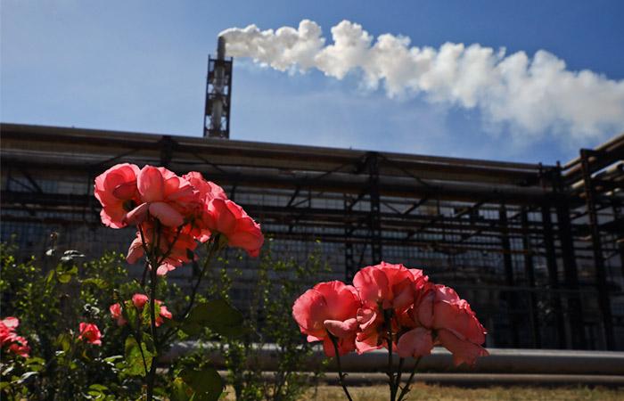 Титановый завод в Крыму приостановит работу из-за кислотных выбросов