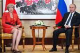 Мэй оказалась не заинтересована в разговоре с Путиным