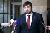 Парламент ДНР назначил врио главы республики Пушилина