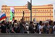 На Лубянской площади