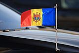 Опубликовано видео момента ДТП, в котором пострадал президент Молдавии