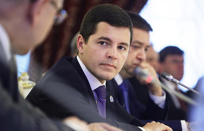 В Ямало-Ненецкого автономном округе выбрали самого молодого губернатора