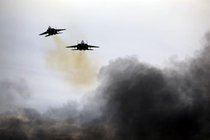 Центр по примирению в Сирии сообщил о применении ВВС США фосфорных бомб