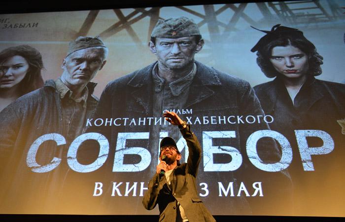Фильм Хабенского «Собибор» выдвинут на«Оскар»