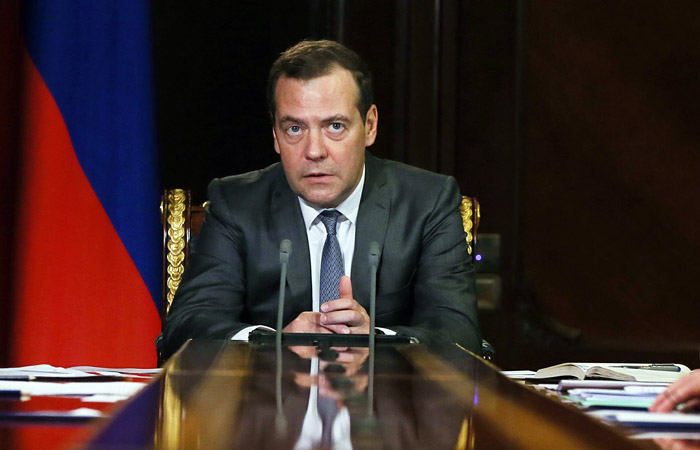 Медведев: Пенсионное законодательство вРФ могут изменить