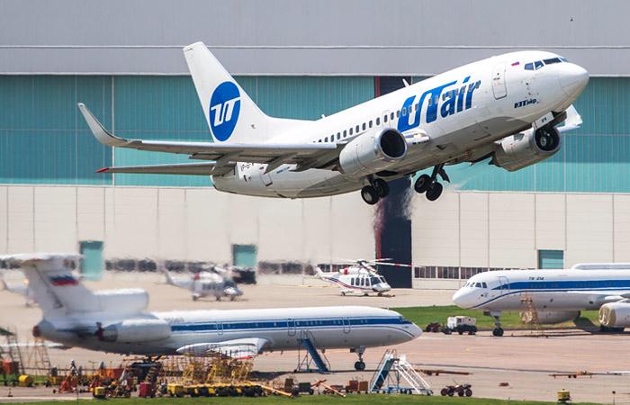 ВРосавиации проинформировали опретензиях кUTair пообеспечению безопасности полётов