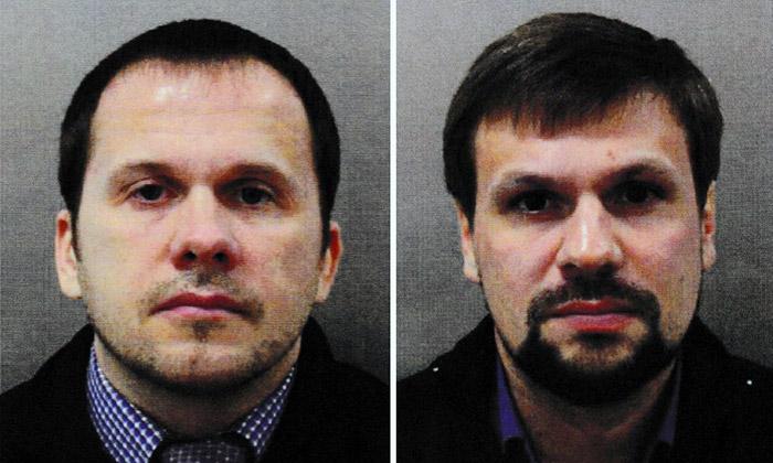 Путин сообщил об обнаружении Петрова и Боширова, подозреваемых в отравлении Скрипалей