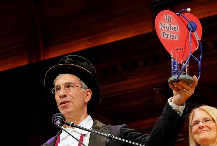 В Гарварде объявили лауреатов Шнобелевской премии за 2018 год