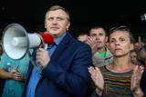 Кандидат в губернаторы Ищенко будет работать с комиссией ЦИК во Владивостоке