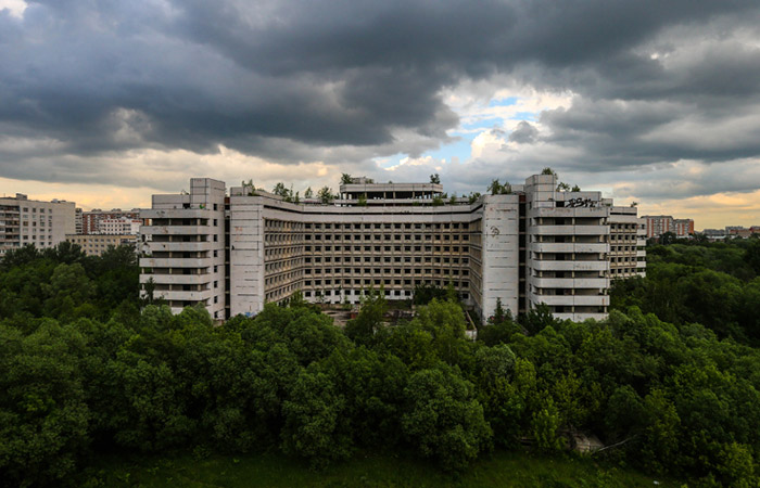Снос Ховринской больницы обойдется Москве почти в миллиард рублей