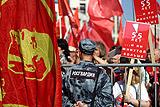 Полиция насчитала 3 тыс. человек на акции против пенсионной реформы в Москве