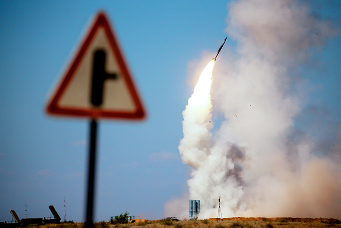 Россия передаст Сирии комплекс С-300