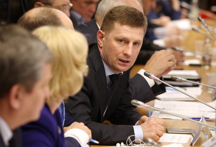 Кандидат от ЛДПР победил на выборах губернатора Хабаровского края