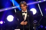 Хорват Лука Модрич признан футболистом года по версии ФИФА