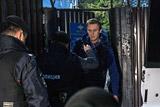 Полиция подтвердила задержание Навального по административной статье