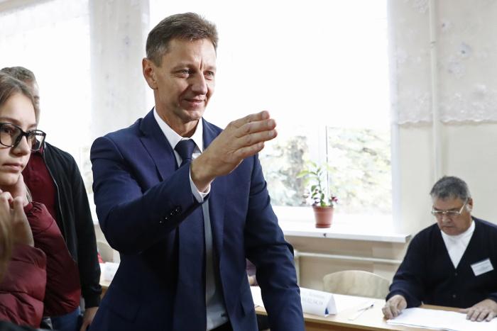 Кандидат от ЛДПР Сипягин стал победителем выборов губернатора Владимирской области