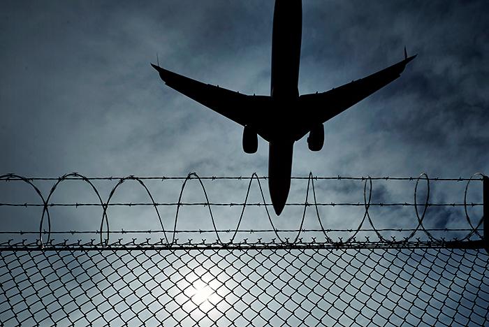 'Аэрофлот внес в'черный список первых авиадебоширов