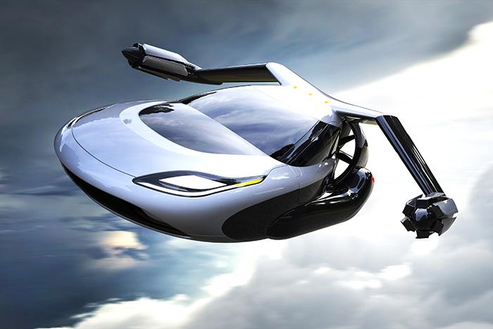 Картинки по запросу летающий автомобиль