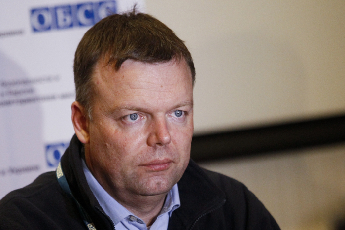 Замглавы СММ ОБСЕ рассказал об отсутствии политической воли для решения конфликта в Донбассе