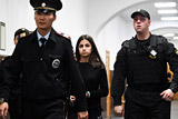 Суд отпустил среднюю сестру Хачатурян из СИЗО
