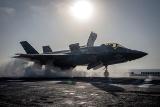В США впервые разбился новейший истребитель F-35