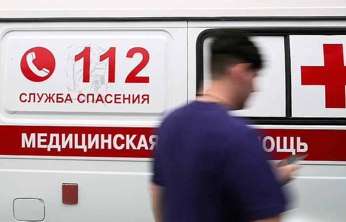 Врачи сообщили о 13 попавших в больницы из-за ДТП с автобусом в Подмосковье