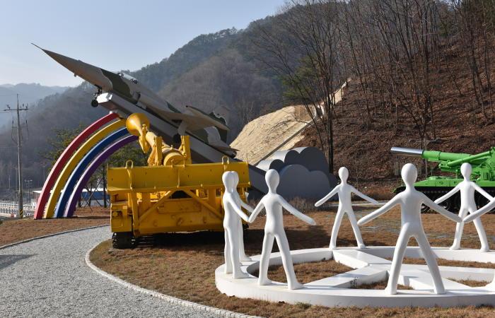 Южная Корея начала разминирование сухопутной границы