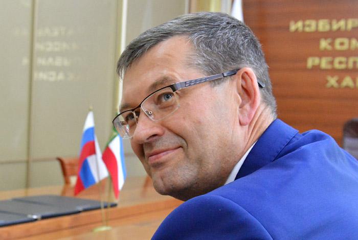 Филягин снял свою кандидатуру с предстоящих выборов главы Хакасии