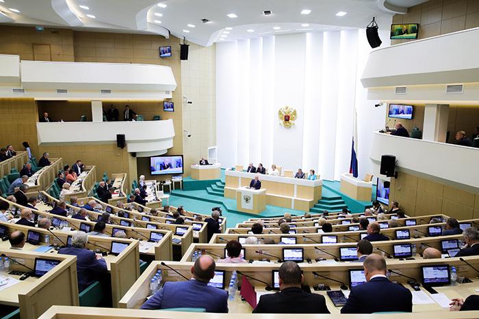 Совфед проголосовал за закон о пенсионной реформе