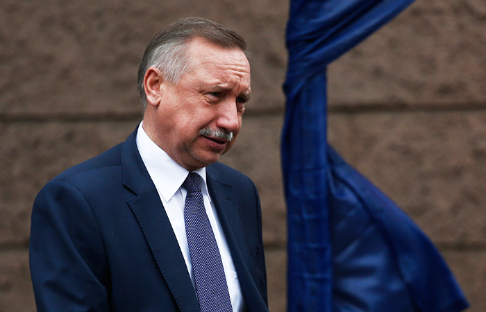 Путин решил сменить губернатора Санкт-Петербурга