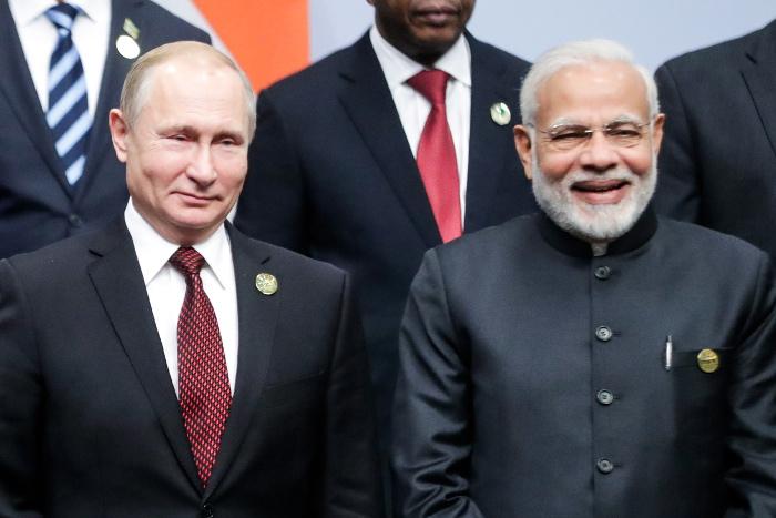 «Назло США»: ВИндии выдумали, как платить РФ вобход санкций