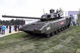 """Индия заинтересовалась покупкой российских танков Т-14 """"Армата"""""""