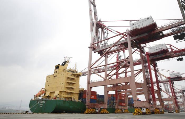 """В Южной Корее запретили судам компании """"Гудзон"""" заходить в порты из-за санкций США"""