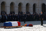 Франция простилась с Шарлем Азнавуром