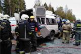Число погибших в ДТП с маршруткой под Тверью выросло до 13 человек