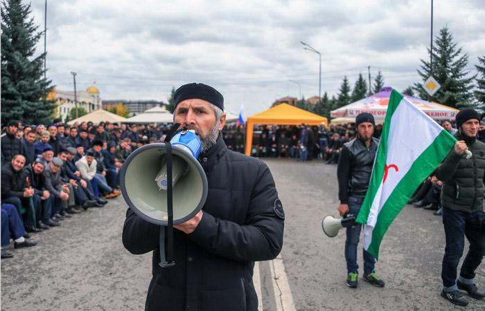 Ингушские депутаты сообщили в СК о фальсификации итогов голосования по границе с Чечней